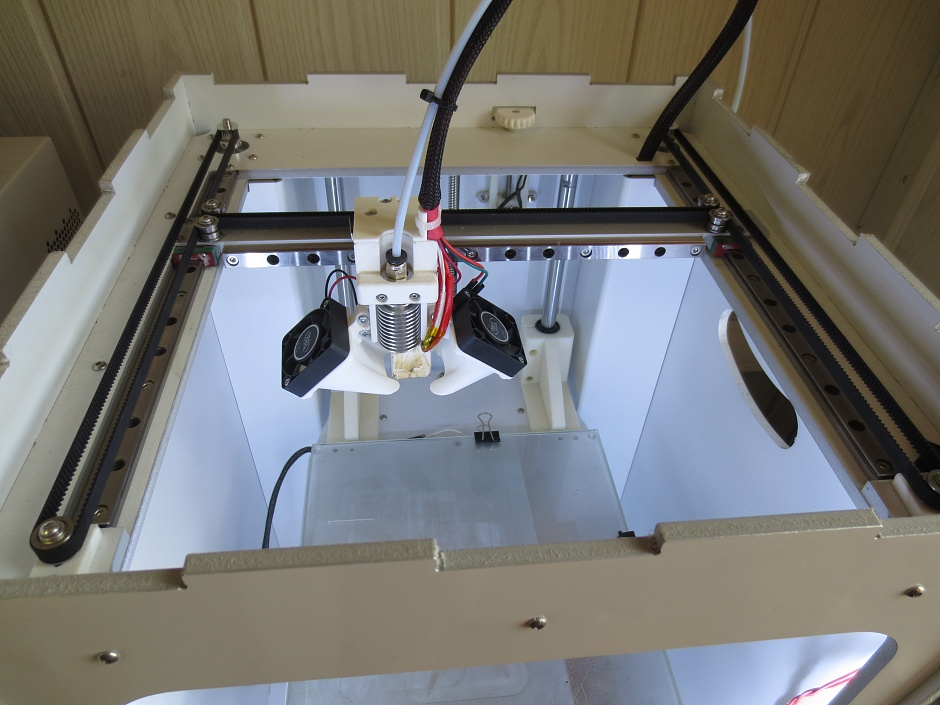 H-bot 3d принтер каркас делаем своими руками 67