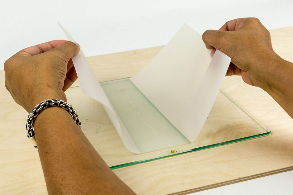 Applying the adhesion sheet.jpg