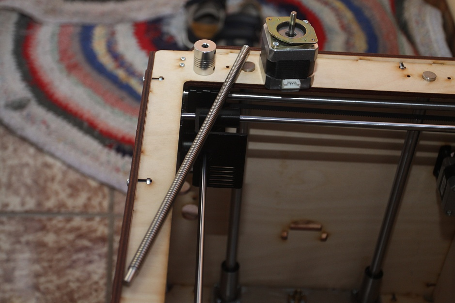 Собираем 3d принтер своими руками пошаговая инструкция часть 2 99